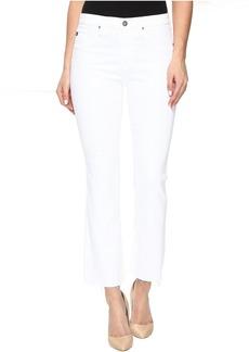 Jodi Crop in White