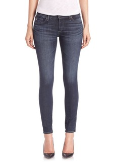 AG Adriano Goldschmied Legging Ankle Dark Wash Jeans