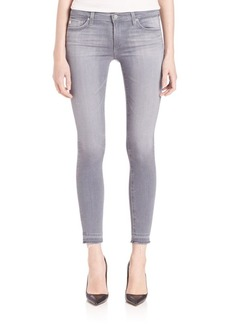 AG Adriano Goldschmied Legging Ankle Jeans With Let Down Hem