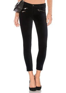 AG Adriano Goldschmied Legging Ankle Velvet Moto. - size 24 (also in 25,27,28,29)