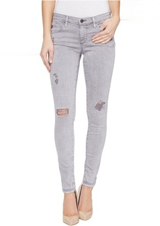 Leggings Ankle in Interstellar Worn Silver Ash