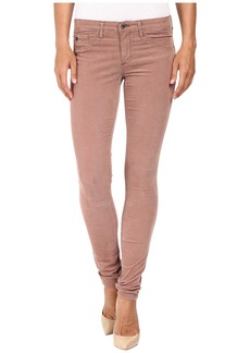 AG Adriano Goldschmied Leggings in Sulfur Dusty Rose