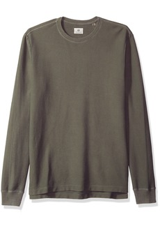 AG Adriano Goldschmied Men's Brody Long Sleeve Pullover  S