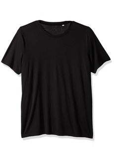 AG Adriano Goldschmied Men's Bryce Short Sleeve Crew Neck Tee  XXL