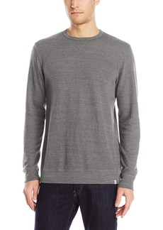 AG Adriano Goldschmied Men's Commute Pullover Long-Sleeve Shirt