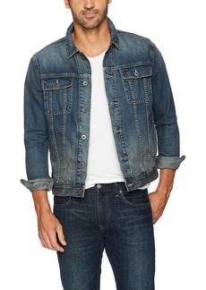AG Adriano Goldschmied Men's Dart Denim Jacket  L
