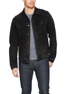 AG Adriano Goldschmied Men's Dart Long Sleeve Denim Jacket  S