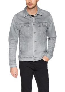 AG Adriano Goldschmied Men's Dart Long Sleeve Mason Denim Jacket