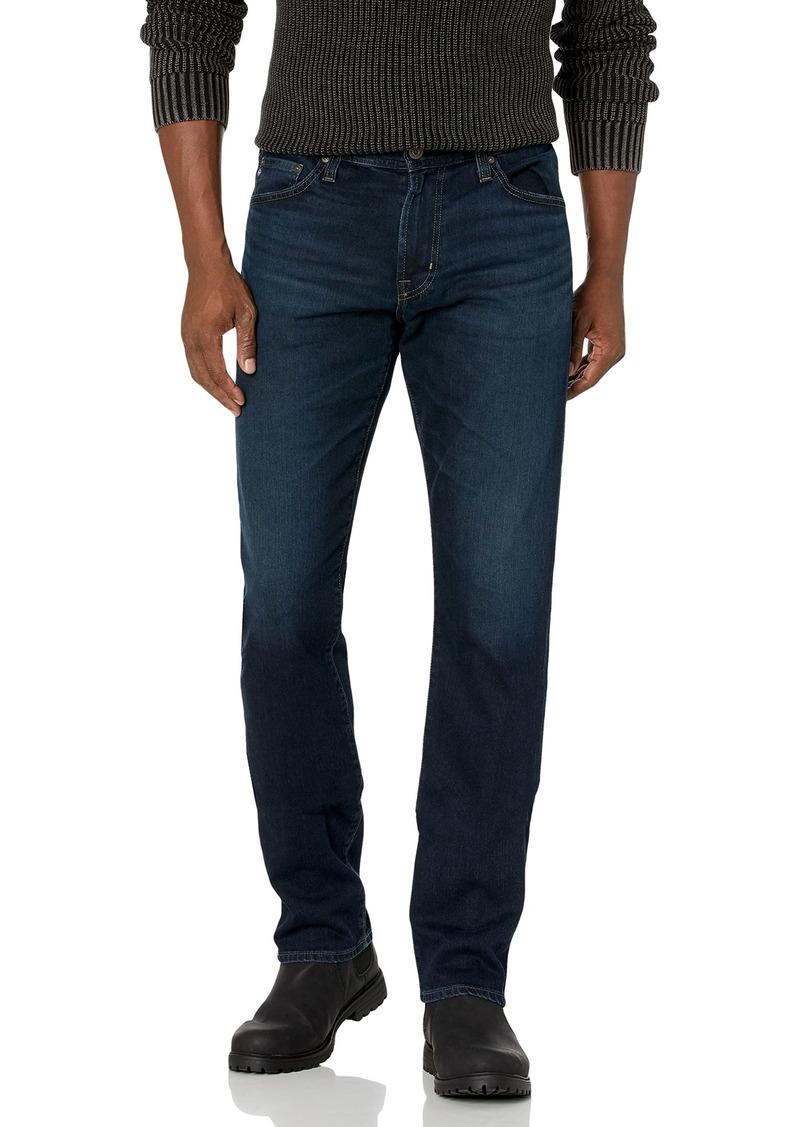 AG Adriano Goldschmied Men's Everett Slim Straight Leg LED Denim Pant  31 34