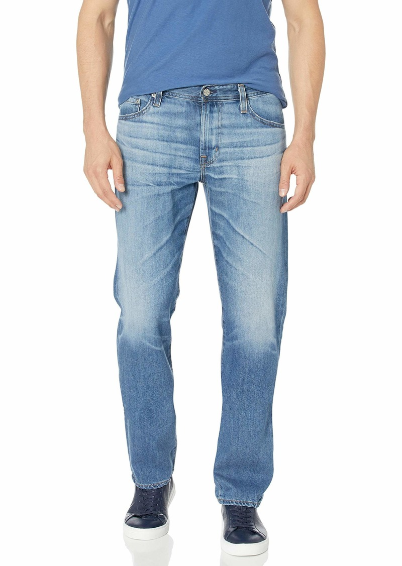 AG Adriano Goldschmied Men's Graduate Tailored-Fit Jeans