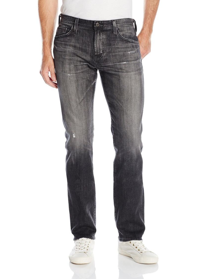 AG Adriano Goldschmied Men's Graduate Tailored Jeans In
