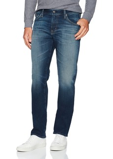 AG Adriano Goldschmied Men's Graduate Tailored Leg 0 Denim Pant