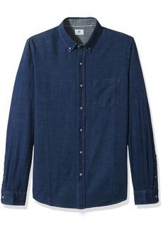 AG Adriano Goldschmied Men's Grady Long Sleeve Shirt  XS