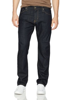 AG Adriano Goldschmied Men's Ives Straight Leg Led Denim