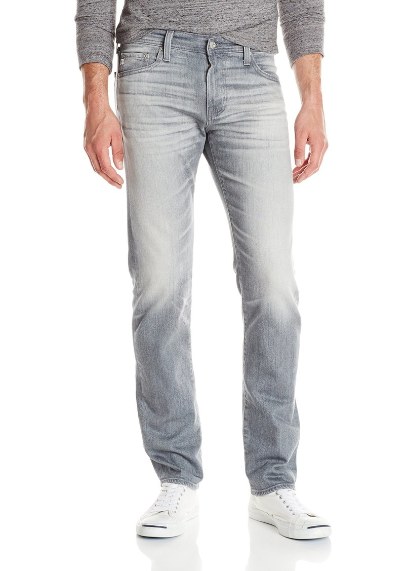 AG Adriano Goldschmied Men's Matchbox Slim-Straight Jeans