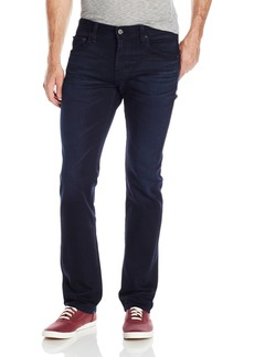 AG Adriano Goldschmied Men's Matchbox Slim Straight Jeans in 2 Years Abacus