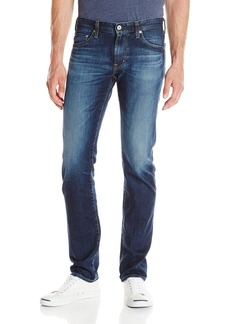 AG Adriano Goldschmied Men's Matchbox Slim Straight Jeans in