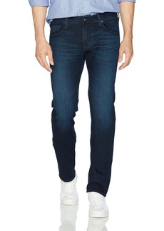 AG Adriano Goldschmied Men's Matchbox Slim Straight Leg 360 Denim