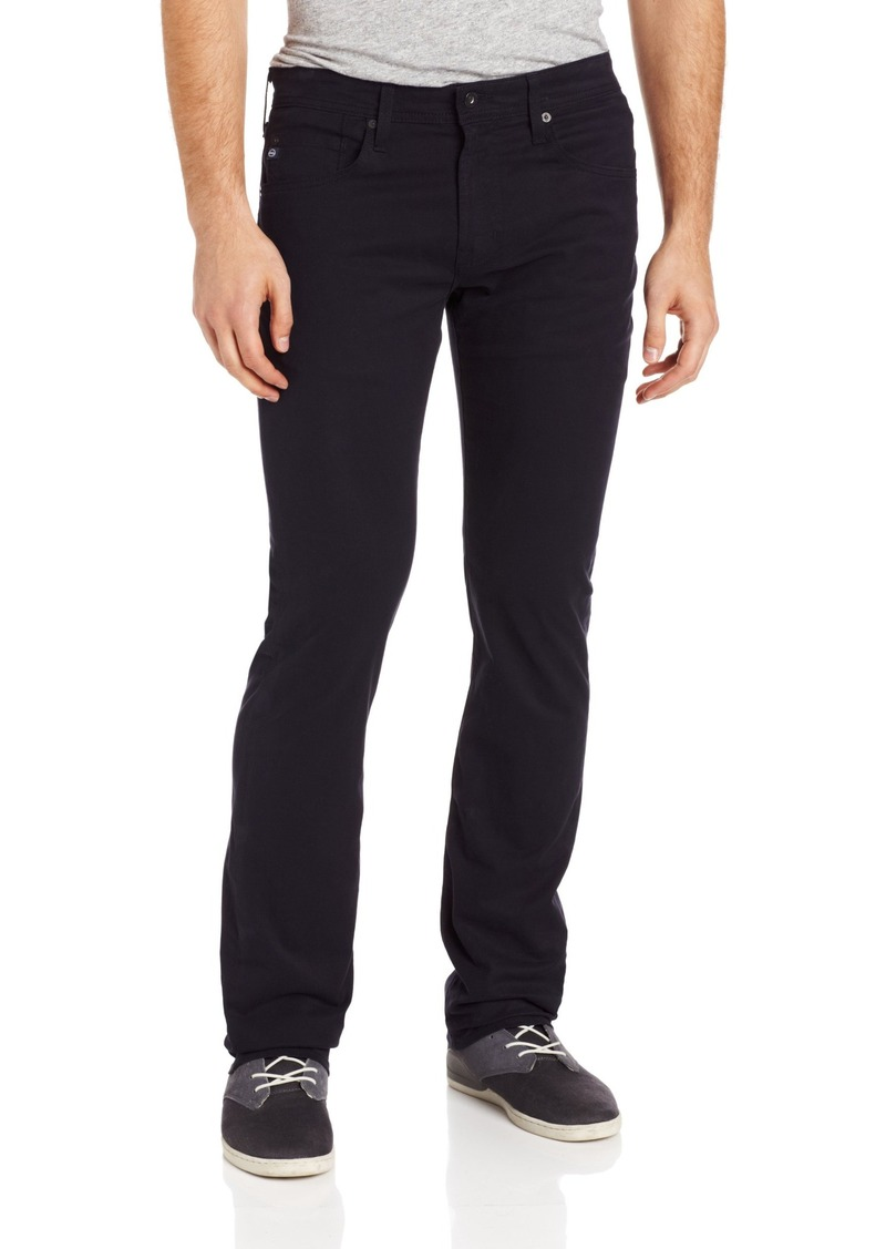 AG Adriano Goldschmied Men's Matchbox Slim Straight Leg Twill Pant
