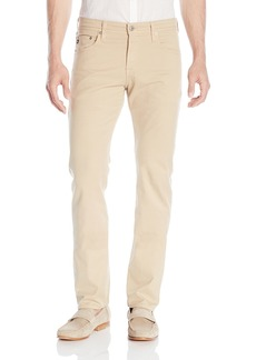 AG Adriano Goldschmied Men's Matchbox Slim Straight Pants In