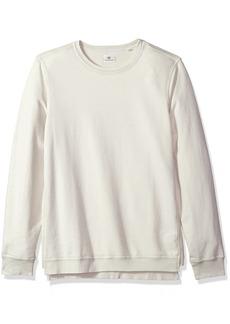 AG Adriano Goldschmied Men's Max Long Sleeve Crew Sweatshirt  S