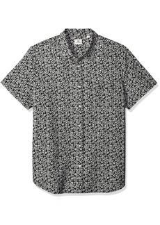 AG Adriano Goldschmied Men's Nash Short Sleeve Shirt
