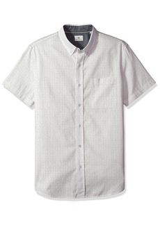 AG Adriano Goldschmied Men's Nash S/s Shirt in