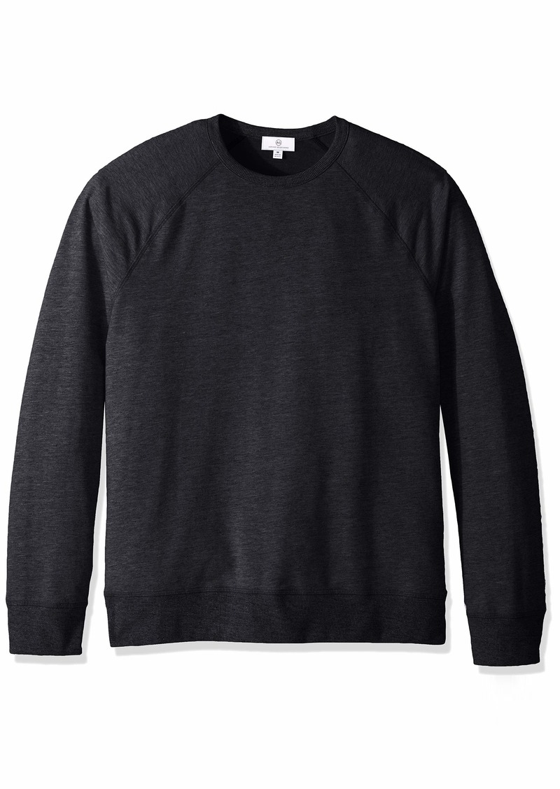AG Adriano Goldschmied Men's Siris Long Sleeve Crew