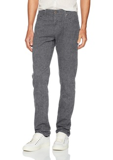 AG Adriano Goldschmied Men's Tellis Modern Slim Fit Textured Pant