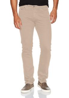 AG Adriano Goldschmied Men's Tellis Sud Modern Slim Stretch Twill Pants