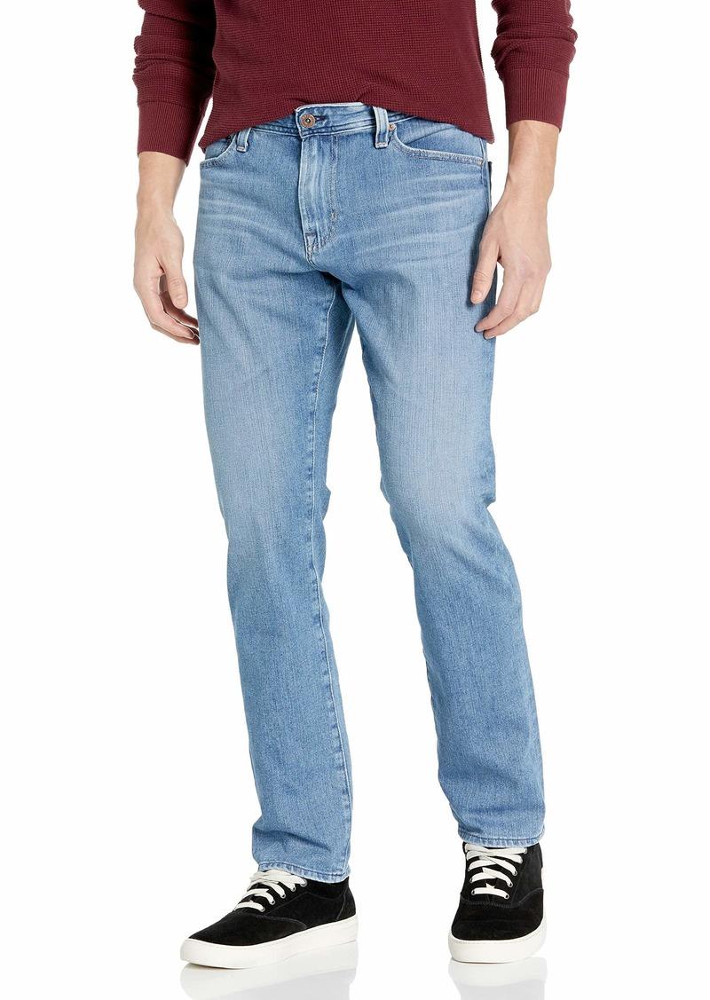AG Adriano Goldschmied Men's The Everett Slim Straight Leg Jean  40W X 32L
