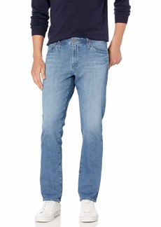 AG Adriano Goldschmied Men's The Everett Slim Straight Leg Jean in FXD Denim