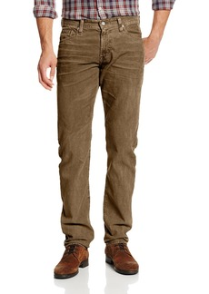AG Adriano Goldschmied Men's The Graduate Tailored-Leg Corduroy Pant