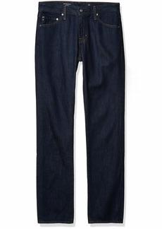 AG Adriano Goldschmied Men's The Graduate Tailored Leg Denim Jean  33W X 34L