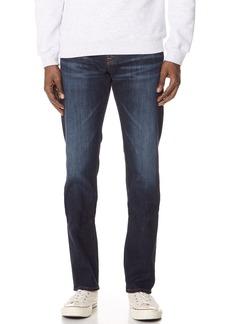 AG Adriano Goldschmied Men's The Graduate Tailored Leg Denim Jean  42W X 34L