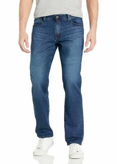 AG Adriano Goldschmied Men's The Graduate Tailored Leg Denim Jean  34W X 32L