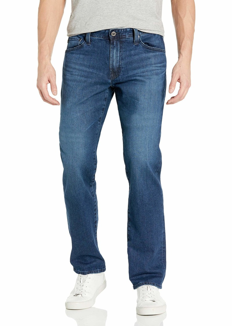 AG Adriano Goldschmied Men's The Graduate Tailored Leg Denim Jean  32W X 34L