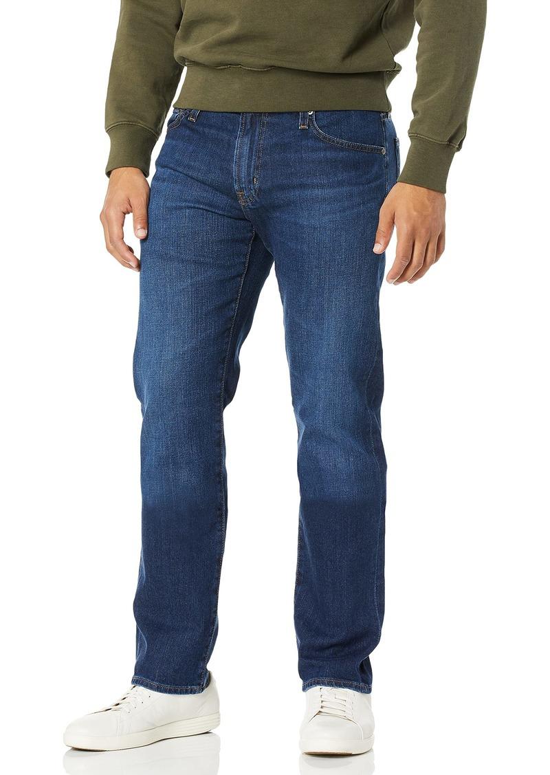 AG Adriano Goldschmied Men's The Graduate Tailored Leg Denim Jean  W36 L36