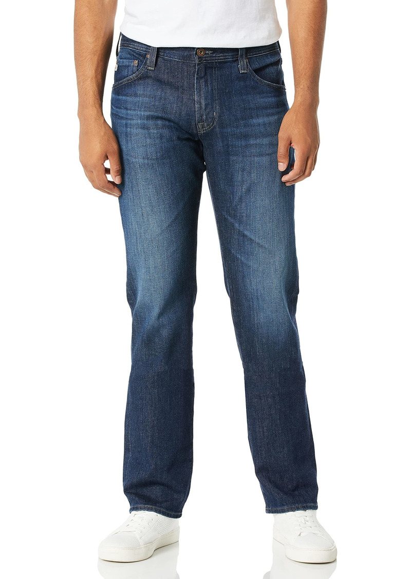 AG Adriano Goldschmied Men's The Graduate Tailored Leg FXD Jean