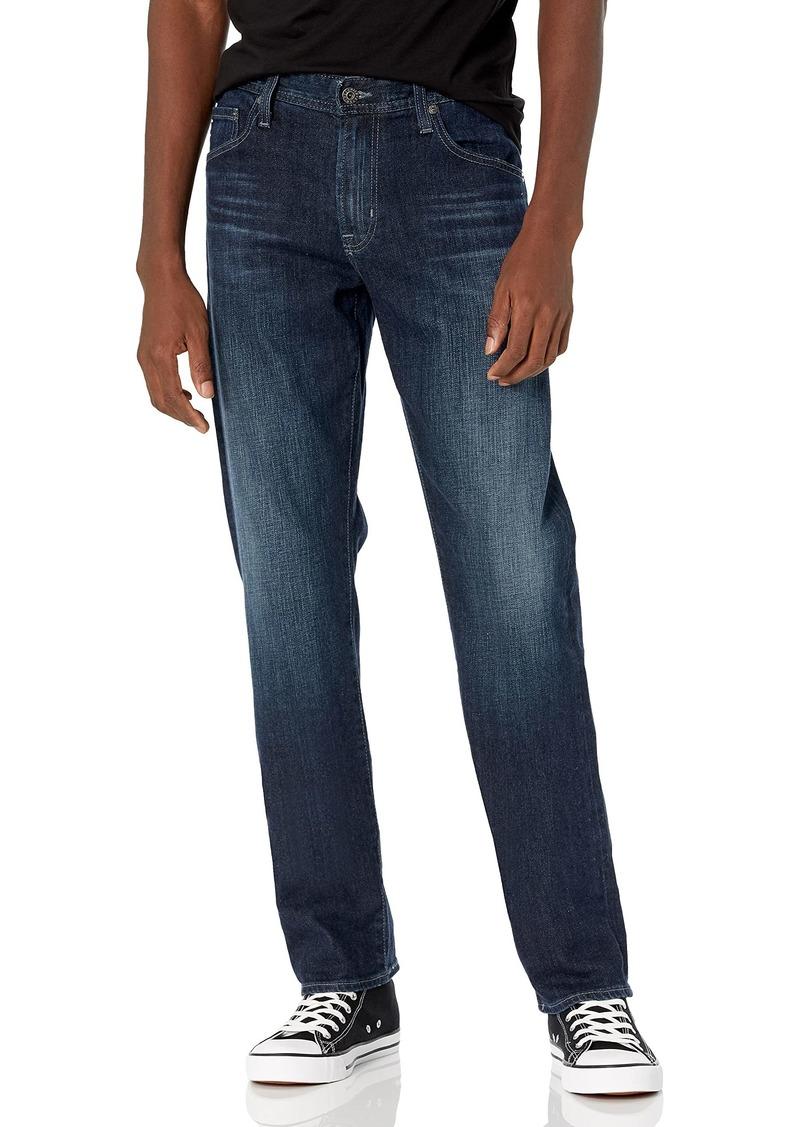 AG Adriano Goldschmied Men's The Graduate Tailored Leg Jean In     31x34