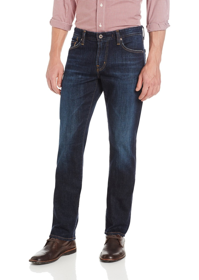 AG Adriano Goldschmied Men's The Graduate Tailored Leg Jean In     x34