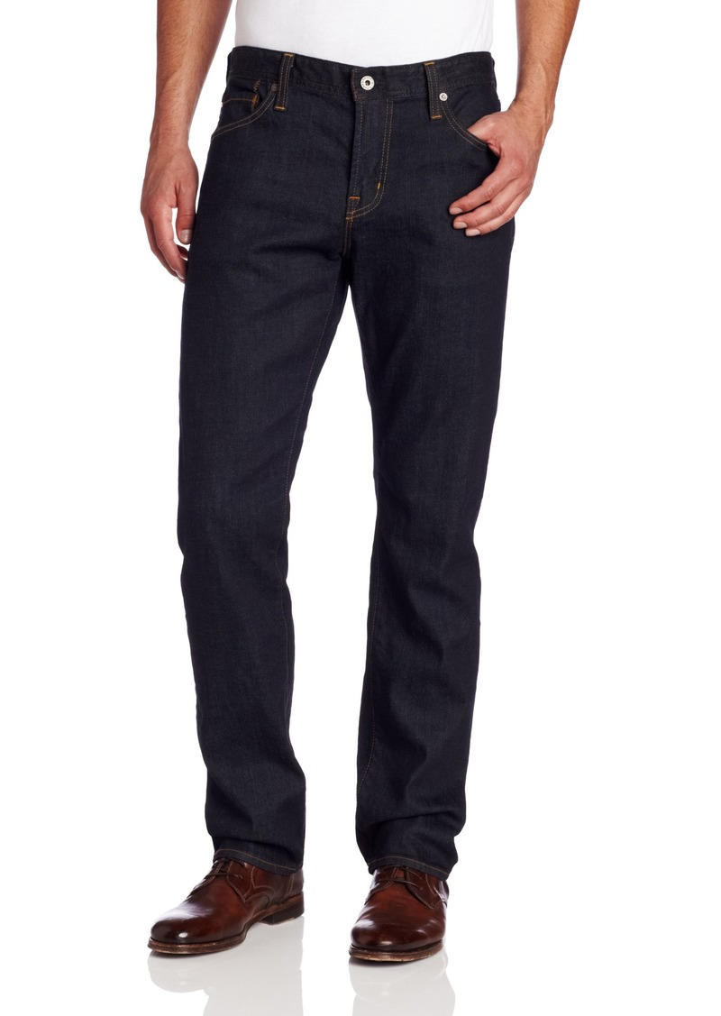 AG Adriano Goldschmied Men's The Graduate Tailored Leg Jean In Jack  Jack  33x32