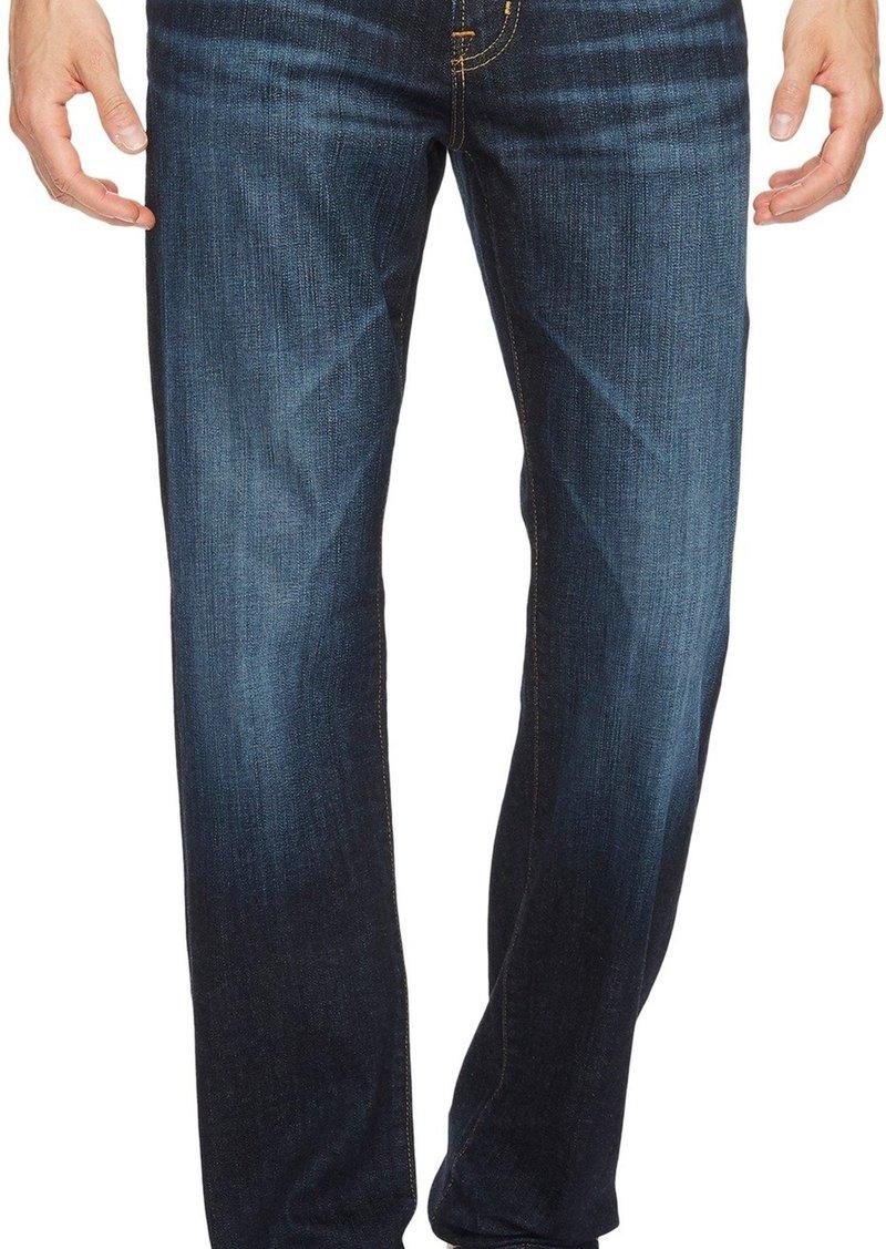 AG Adriano Goldschmied Men's The Graduate Tailored Leg Jean In     x34