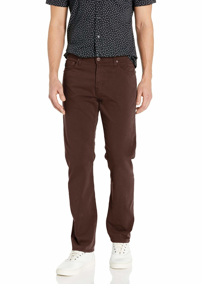 AG Adriano Goldschmied Men's The Graduate Tailored Leg Sateen Pant  31W X 34L