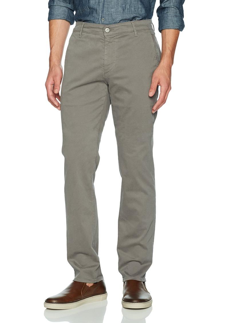 AG Adriano Goldschmied Men's The Lux Khaki Pants cosmopolitan grey