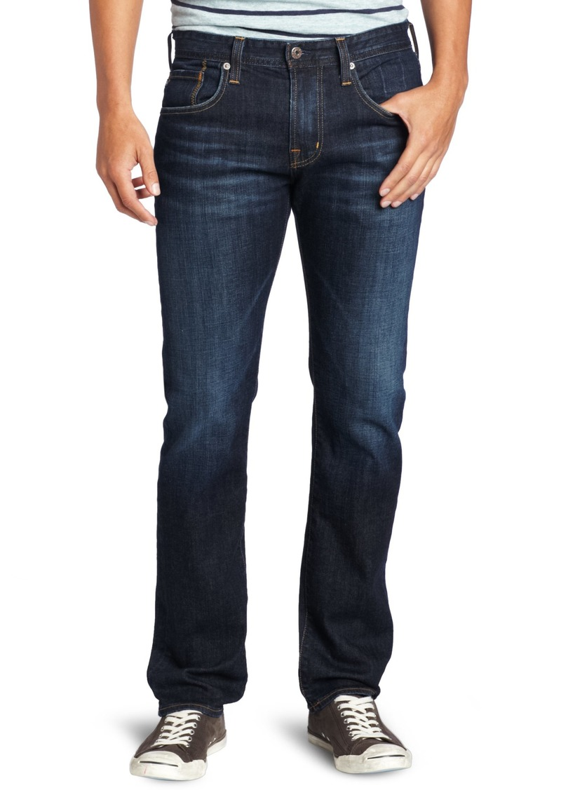 AG Adriano Goldschmied Men's The Matchbox Slim Straight Jean in   31x32