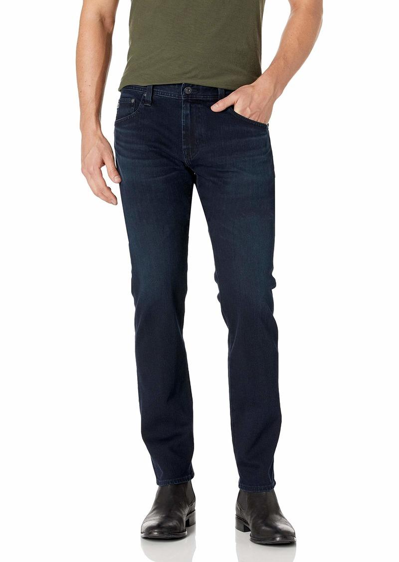 AG Adriano Goldschmied Men's The Matchbox Slim Straight-Leg Jean in