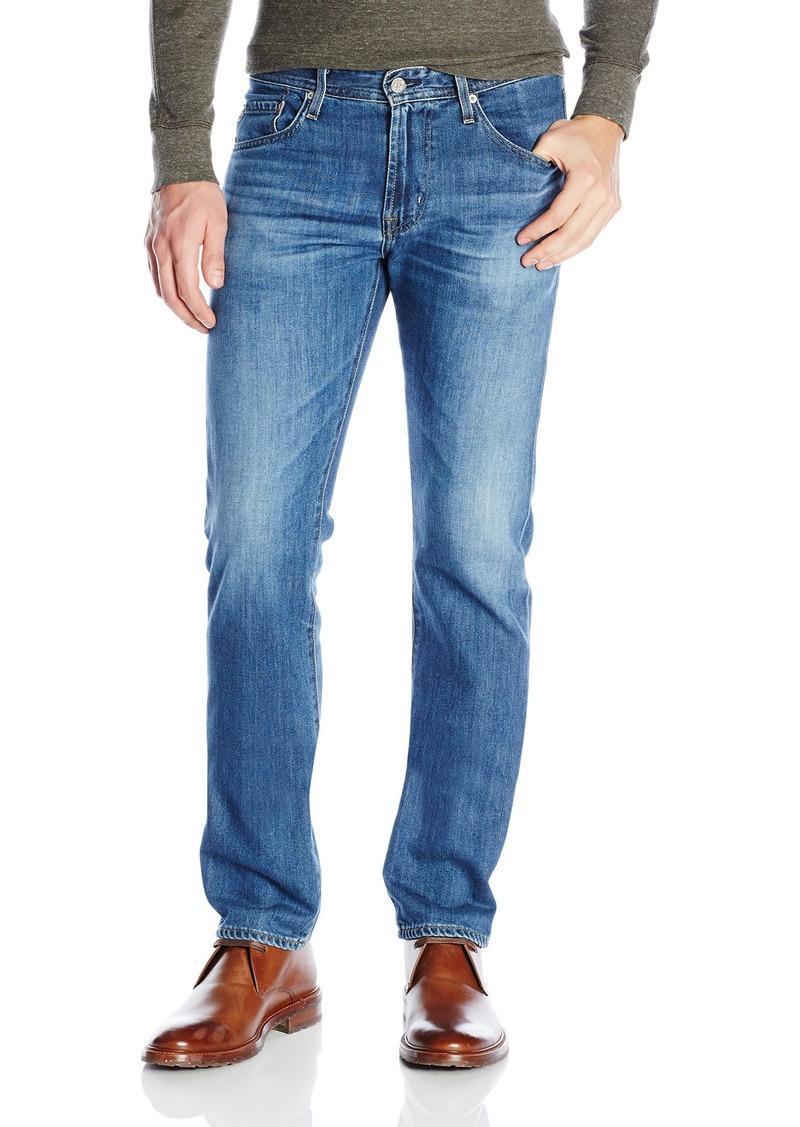 AG Adriano Goldschmied Men's The Matchbox Slim-Straight Leg Jeans