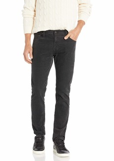 AG Adriano Goldschmied Men's The Tellis Modern Slim Leg Corduroy Pant  W38 L34