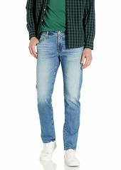 AG Adriano Goldschmied Men's The Tellis Modern Slim Leg Denim Jean  33W X 32L